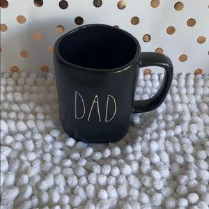 """New Rae Dunn by Magenta """"DAD"""" Mug"""